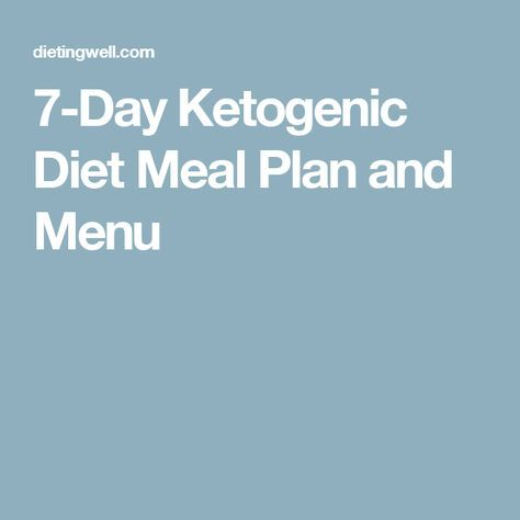 1000+ ideas about Ketogenic Diet Meal Plan on Pinterest | Lchf meal plan, Keto meal plan and ...