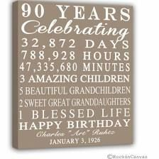 Best 25+ 90th birthday gifts ideas on Pinterest | 90th ...