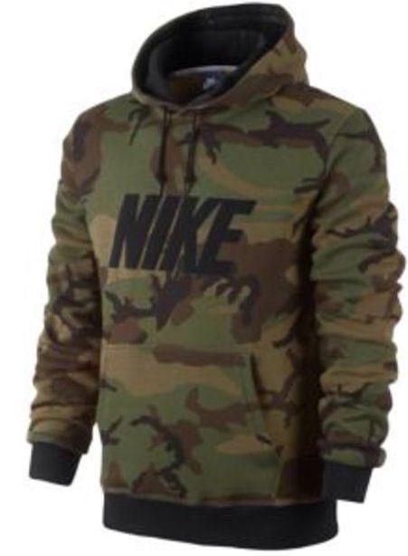 Nike Club PO Hoodie Woodland Camo – Men's at Foot Locker