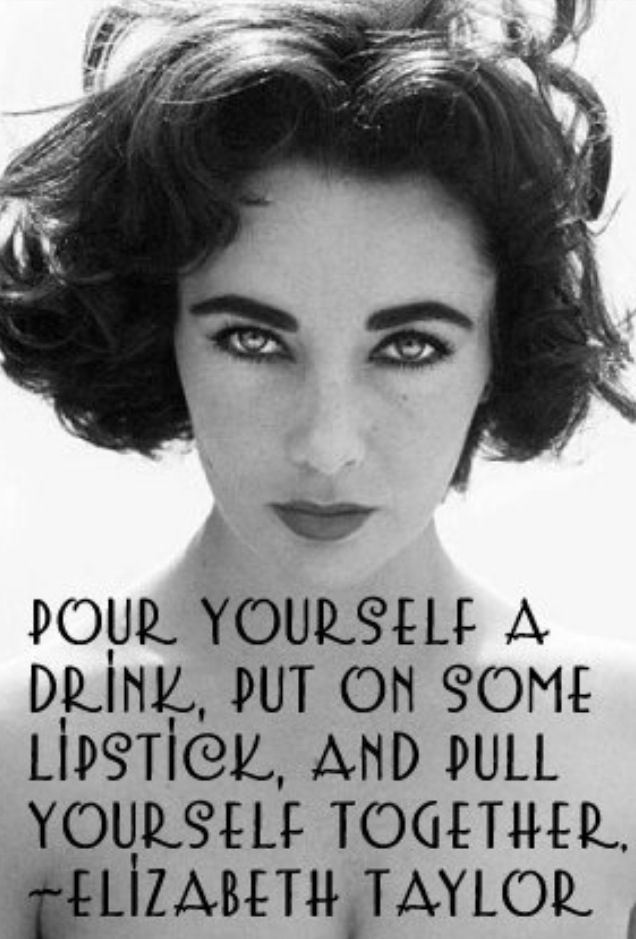 Daily inspiration | Elizabeth taylor quotes, Beautiful ...