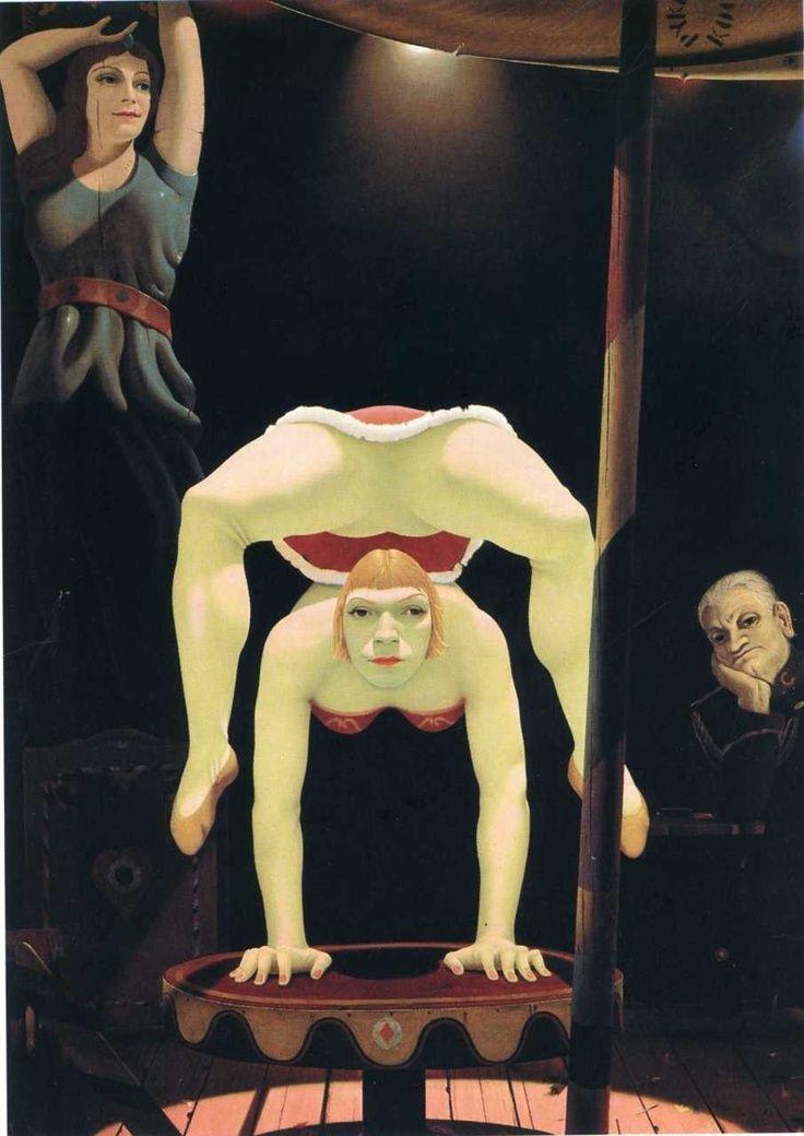 Pyke Koch (dutch 1901-1991) | Clown