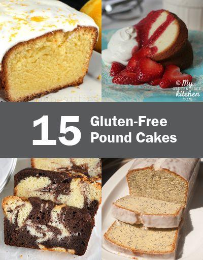 ... Gluten Free Pound Cake on Pinterest | Gluten free, Gluten and Gluten