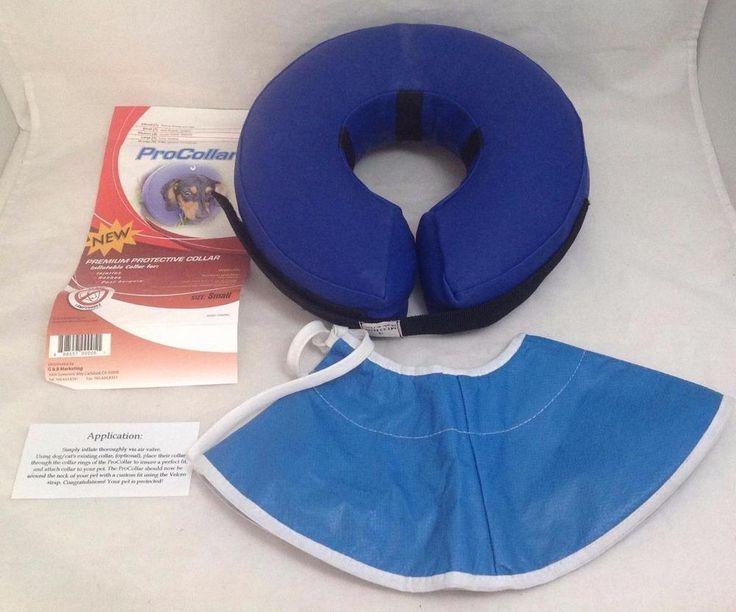 ProCollar Inflatable Dog Collar Size Medium, EUC #GBMarketing