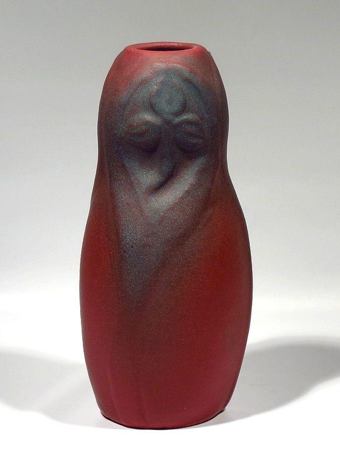 Van Briggle Mulberry Vase Van Briggle Pottery Pinterest Vase And Van
