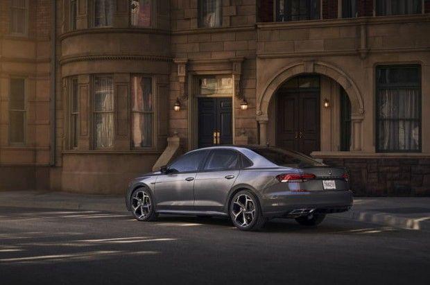 Understand The Background Of 2020 Volkswagen Passat Design Now