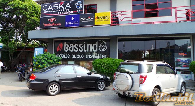 Bassindo Mobile Audio Installer : Sistem Audio Sesuai Budget #info #BosMobil