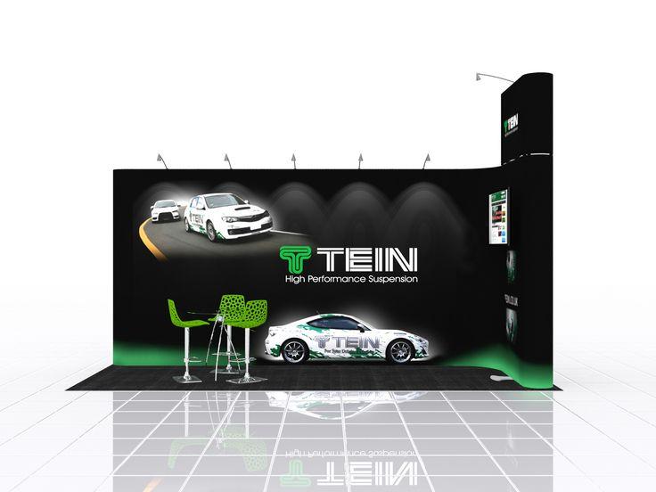 Exhibition stand design for TEIN UK | Exhibition stand desig… | Flickr