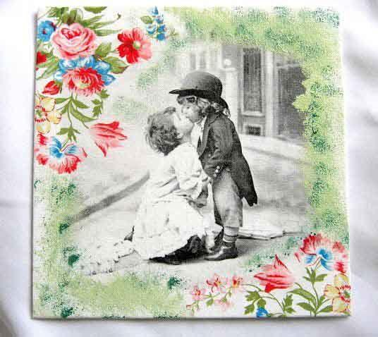 #Fata si #baiat care se #pupa, #tablou #alb #negru, #ornamente #florale, tablou #panza, #lucrat #manual cu #tehnica #servetel, #pictat cu #acuarele #acrilice si #lacuit cu #lac #ecologic pe #baza de #apa http://handmade.luxdesign28.ro/produs/fata-si-baiat-pupandu-se-tablou-alb-negru-ornamente-florale-tablou-panza-27507/
