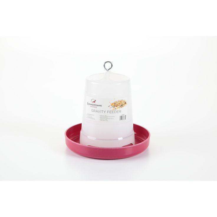 SummerHawk Ranch Chicken Gravity Feeder - 33671