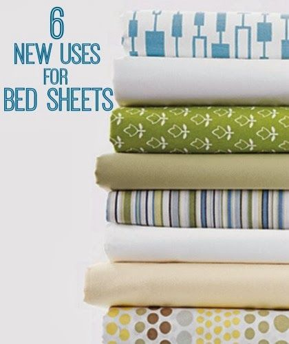 6 new uses for bed sheets