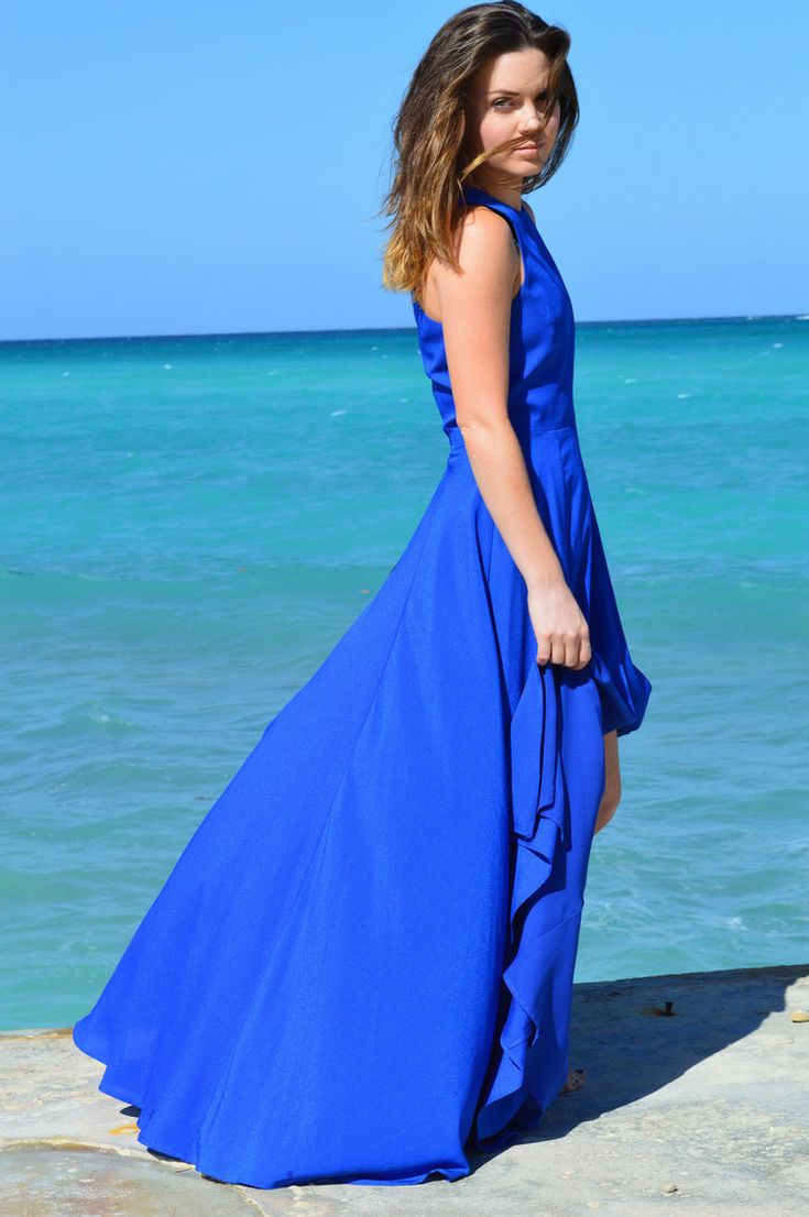 128 best Blue images on Pinterest | Bridesmaids, Ball gown and Cute ...