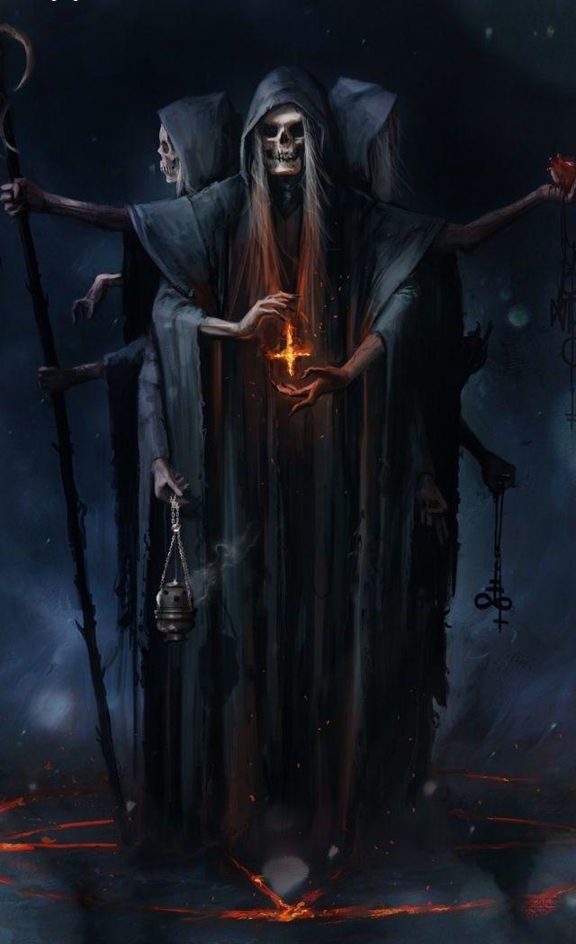Pin By Ken Kelly On I Phone Grim Reaper Art Dark Art Gothic Fantasy Art Dark wallpaper of death