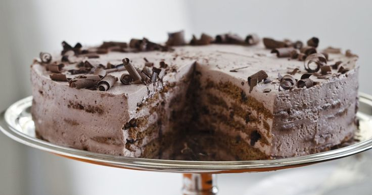 Food Network Kitchens Chocolate Cake With Water
