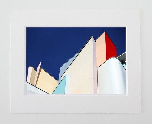 Photographie de la collection « Architecture » par l'artiste Sébastien Navosad en collaboration avec Bel Ordinaire