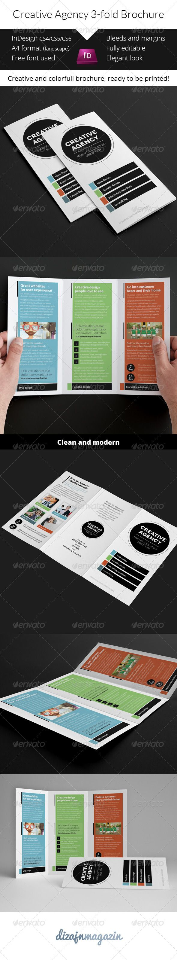 free indesign brochure templates cs6 - 1000 images about design template on pinterest creative