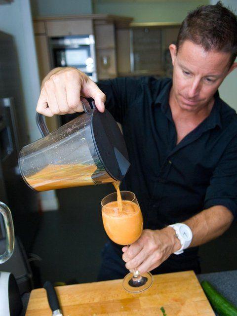 Jason Vale shares his latest juice detox with ELLE