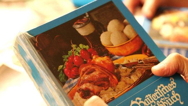 Bayerisches Kochbuch   Bild: BR