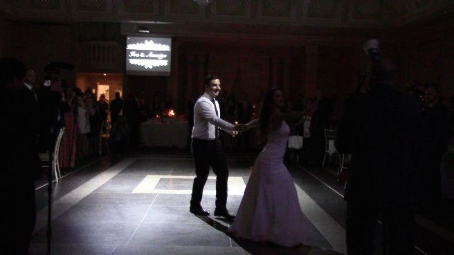 Iva & Amerigo_3 Wedding day first dance choreographed   #weddingdance #firstdance #realbride #coolweddingdance #realbride  #eternalbridal #coolweddingfirstdance #firstdancecoolmoves #weddingdancechoreography #firstdancelessons #firstdanceclasses #firstdancechoreography  http://yourweddingdance.ca/  https://www.facebook.com/yourweddingdance.ca  http://twitter.com/urweddingdance  http://instagram.com/yourweddingdance