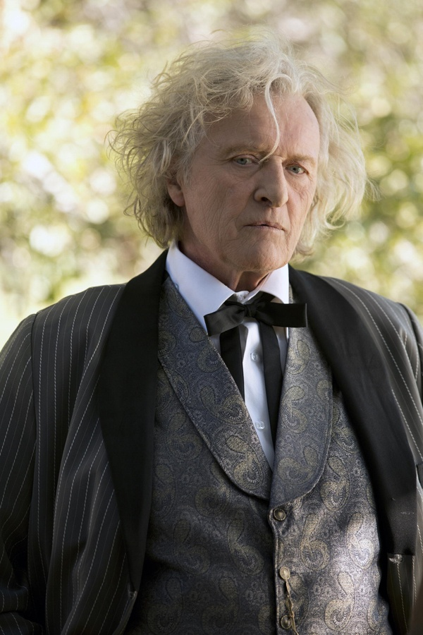 Glenn Close in the new season of True Blood!