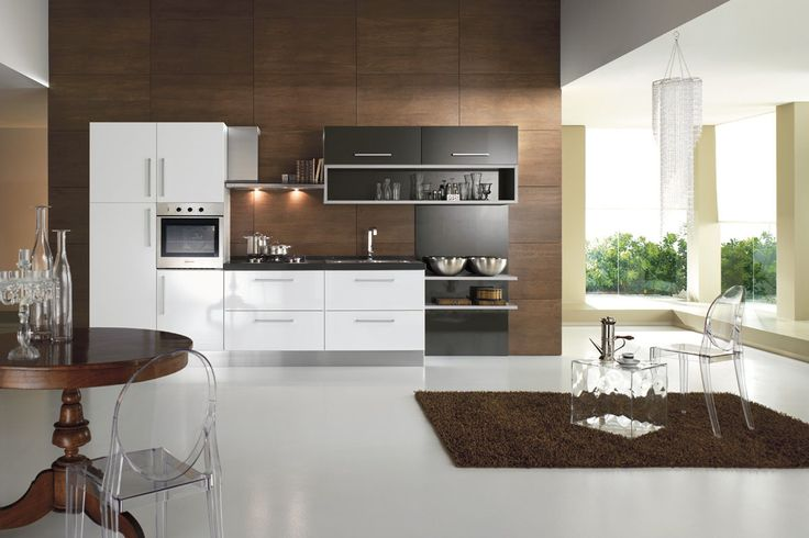 modern cuisine inspired by a concept of space and light. http://www.spar.it/sp/it/arredamento/cucine-num-4.3sp?cts=cucine_moderne_numana