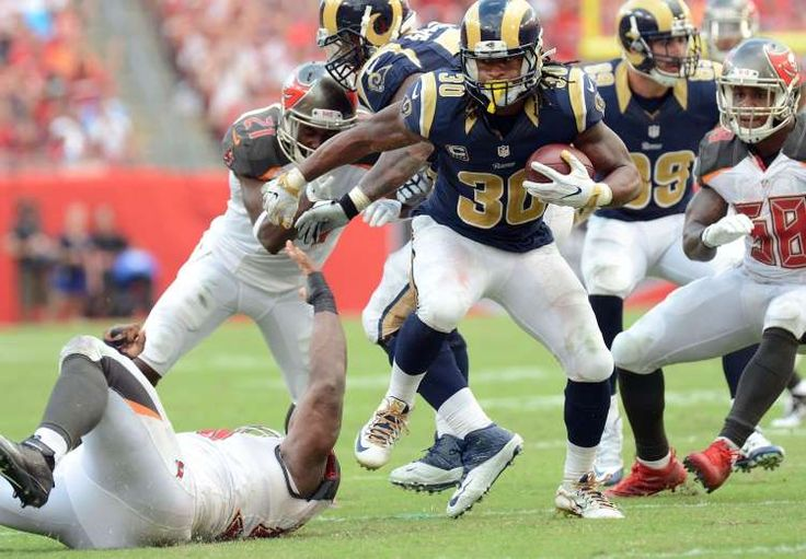 NFL Week 1 power rankings - September 5, 2017:  24. Los Angeles Rams (28): Sammy Watkins likely isn't a savior, but the newly-acquired wideout opens up new possibilities for QB Jared Goff. RB Todd Gurley has to reclaim his rookie form for the offense to truly take off.