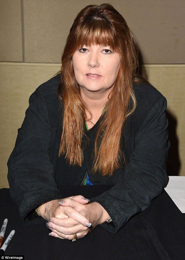 Sudden passing: Suzanne Crough, 52, who played Tracy on TV's The Partridge Family, died at her home in Nevada on Monday