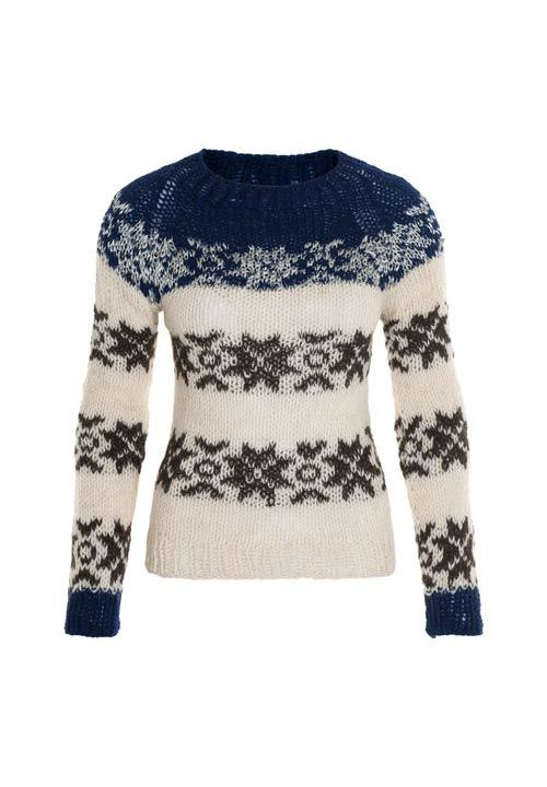 1.176 Sweater traditional blue  OMG SO FANTASTICLY CUTE