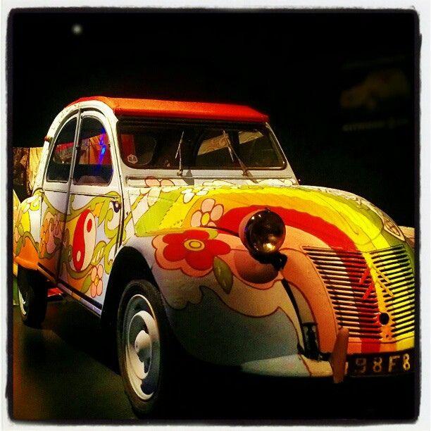 Citroen at the Museo Nazionale dell'Automobile | Torino, Italia