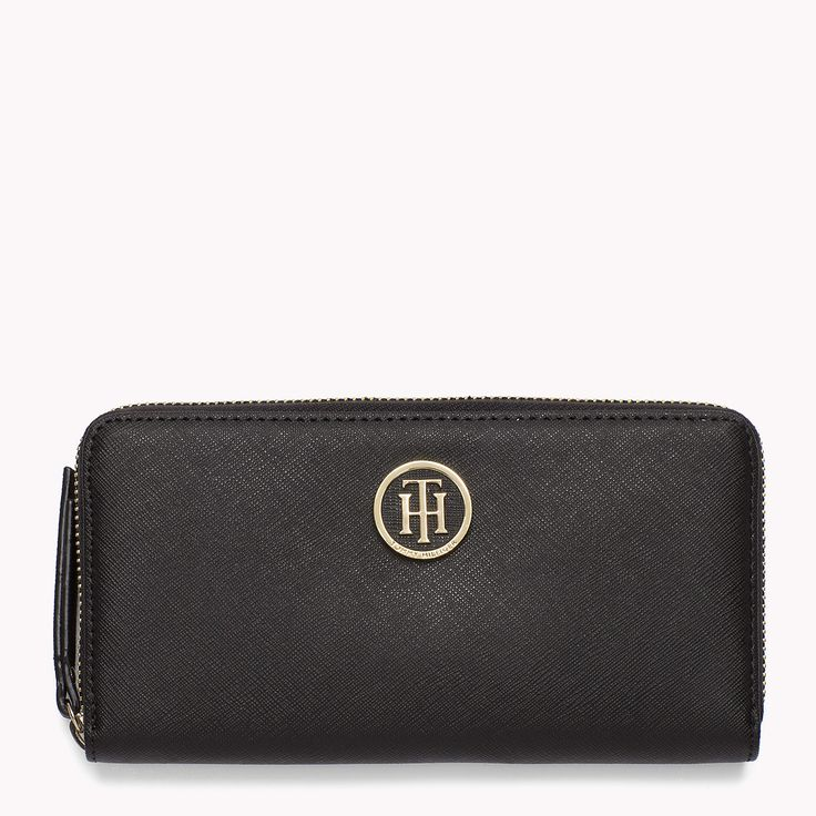 Shop the black saffiano wallet and explore the Tommy Hilfiger wallets collection for women. Free returns & free delivery over €100. 8719253573576