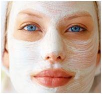 Obličejová maska škrobu místo botoxu: Recenze - Péče o obličej