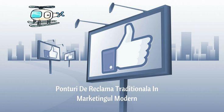 Ponturi De Reclama Traditionala In Marketingul Modern