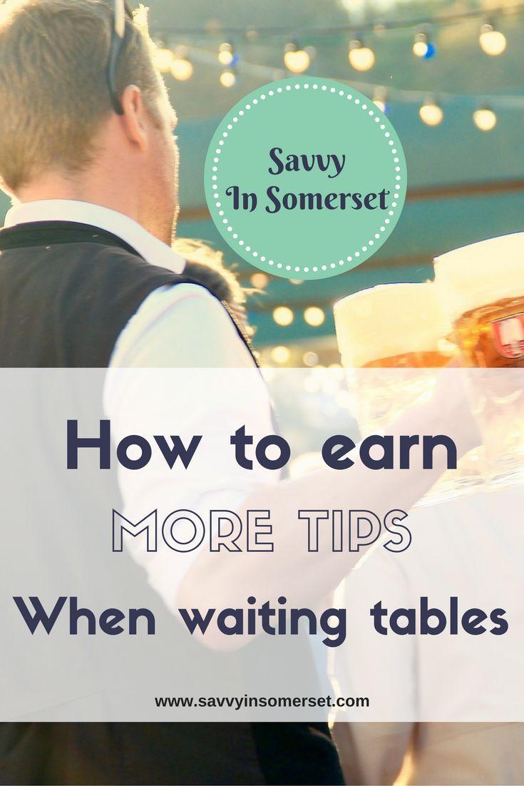 25  unique waitressing tips ideas on pinterest