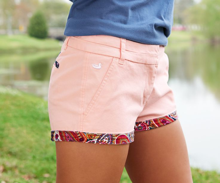 Perfect for catching rays when the sun is out, the Brighton Printed Short is as ready for spring as you are.