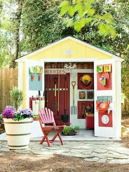 Plans for wood storage shed decorating ideas for garden sheds for Very small garden sheds