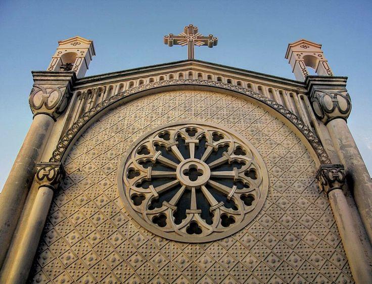 Chiesa di Santa Croce Cuglieri Rosone