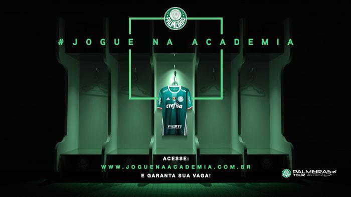 Site Oficial da Sociedade Esportiva Palmeiras