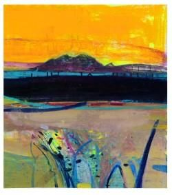 Barbara Rae: New Paintings from Ireland and Spain