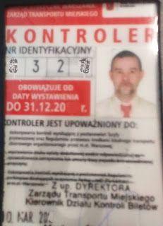 Rafał Ratyński blog: Być kanarem w ZTM...