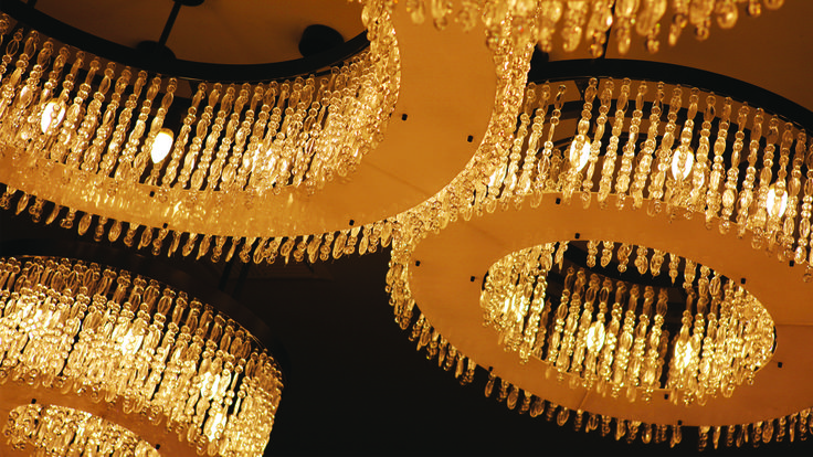 Viejas Casino & Resort | The Chandeliers at Viejas