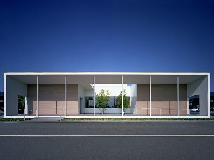 ふくもと整形外科   松山建築設計室   医院・クリニック・病院の設計、産科婦人科の設計、住宅の設計