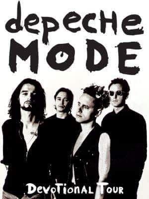 depeche mode devotional