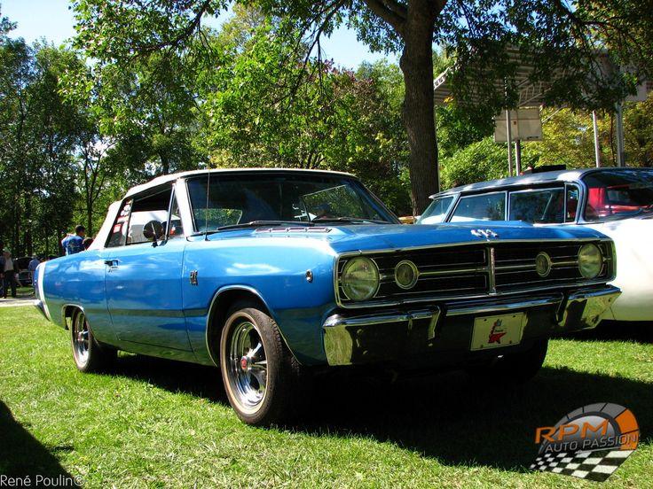 Dodge Dart GTS 1968 – 1969 http://www.rpm-autopassion.ca/dodge-dart-gts-1968-1969/