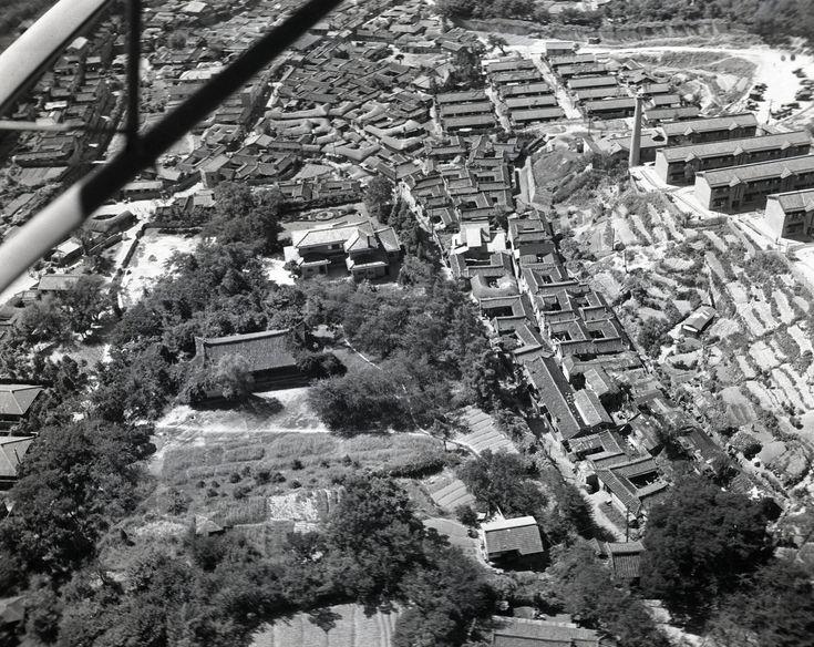 67년 전 해방 공간 서울을 담은 희귀 사진들(화보)