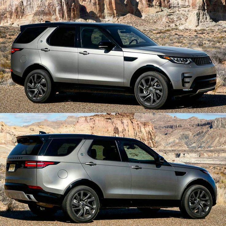 Land Rover Discovery 2018 Nova geração do SUV inglês deixou o design quadradão de lado e está bem mais contemporâneo. Com estrutura monobloco e intenso uso de alumínio ficou mais leve que o anterior. São 497 metros de comprimento e 292 m de distância entre-eixos para acomodar sete passageiros. O novo Discovery será disponível em três motores a diesel e uma a gasolina: 2.0 Ingenium Td4 (180 cv) 2.0 Ingenium Sd4 (240 cv) e 3.0 TdV6 (258 cv). O 3.0 Si6 V6 a gasolina é o mais nervoso: 340 cv). A…