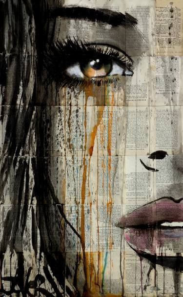 Saatchi Art Artist Loui Jover; Drawing,