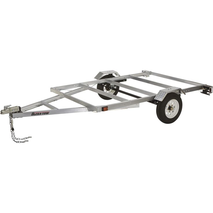 FREE SHIPPING — Ultra-Tow 5ft. x 8ft. Aluminum Utility Trailer Kit — 1715-Lb. Load Capacity | Trailers| Northern Tool + Equipment
