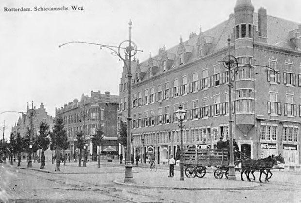 Historisch Delfshaven: 1910