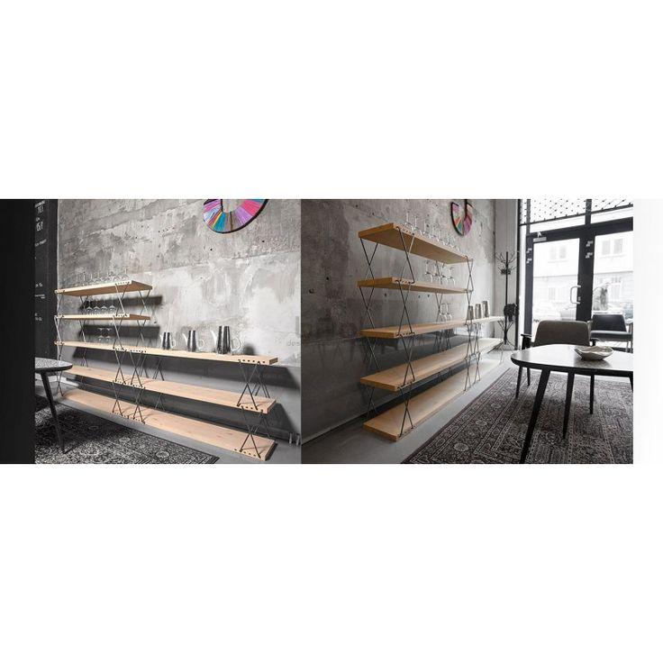 Modular Shelves basic kit