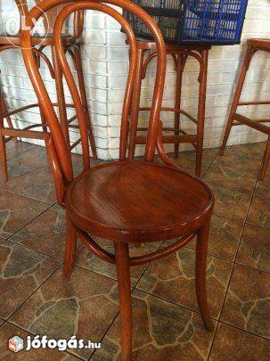 Thonet székek jó állapotban 8db akár külön is eladók!