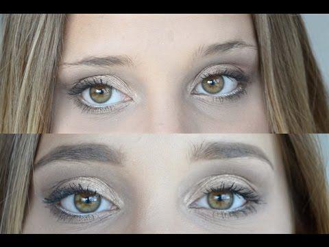 Makeup Artist ^^ | https://pinterest.com/makeupartist4ever/  Como maquillar cejas delgadas look natural | Anna Sarelly - YouTube